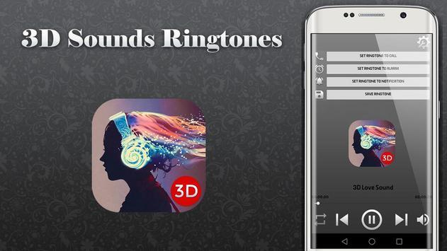 3D sounds ringtones screenshot 8