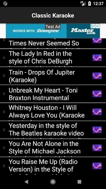 Classic Karaoke for Android - APK Download