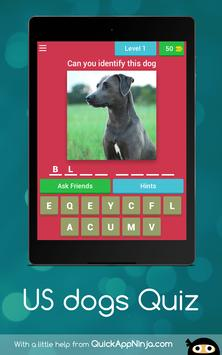 US dogs Quiz screenshot 4