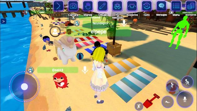 Virtual Droid 2 imagem de tela 23