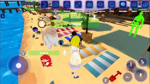Virtual Droid 2 imagem de tela 6