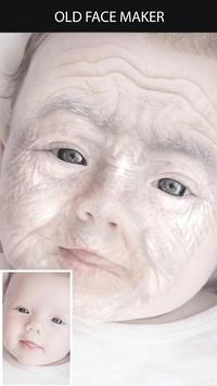 Face Aging Photo Editor 2020 screenshot 1