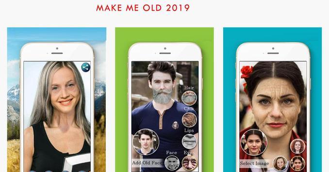 Face Aging Photo Editor 2020 screenshot 2