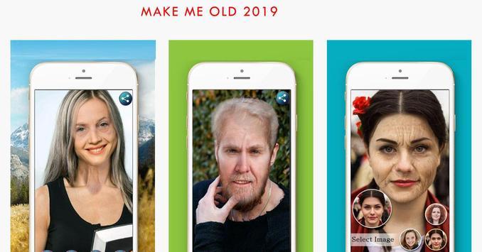 Face Aging Photo Editor 2020 screenshot 3