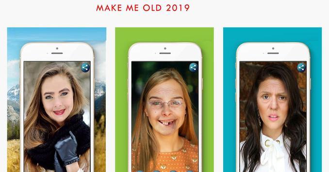 Face Aging Photo Editor 2020 screenshot 4