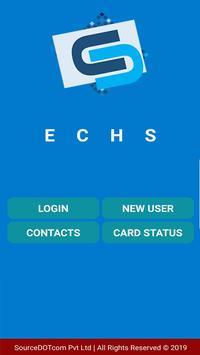 ECHS Beneficiaries App screenshot 3