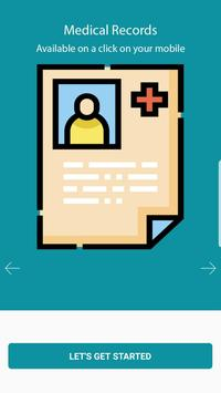 ECHS Beneficiaries App screenshot 1