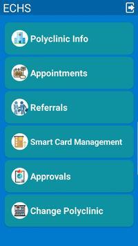 ECHS Beneficiaries App screenshot 5