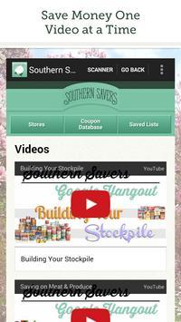 Southern Savers screenshot 5