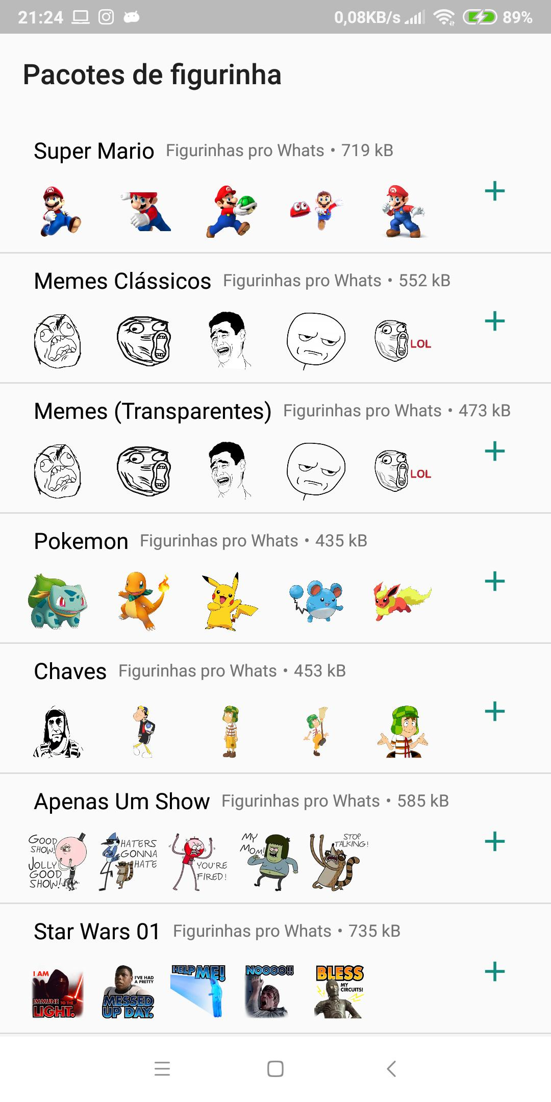 Figurinhas Para Whatsapp Stickers Memes E Frases For
