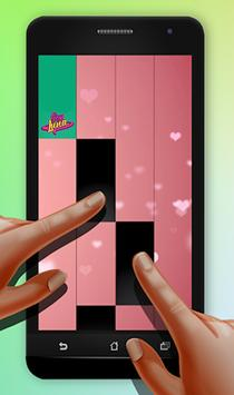 Soy Luna Piano Tiles poster