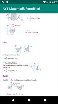 AYT matematik formülleri screenshot 7