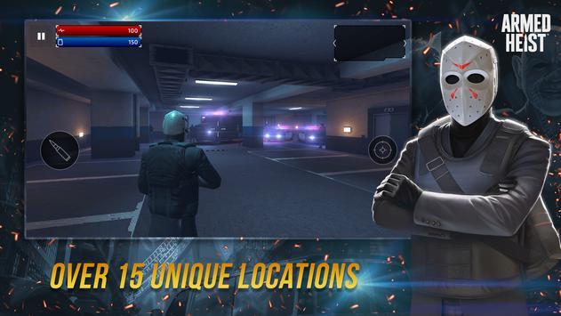 Armed Heist screenshot 16