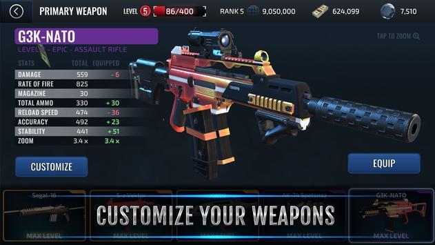 Armed screenshot 1