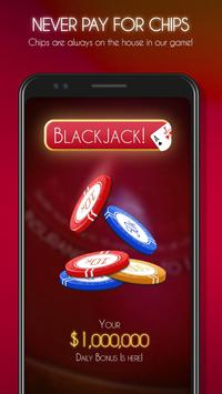 Blackjack! screenshot 1