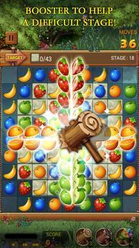 Fruits Forest स्क्रीनशॉट 1