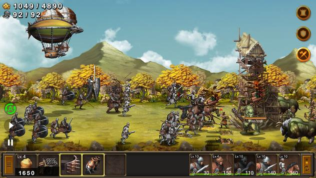 Battle Seven Kingdoms screenshot 4