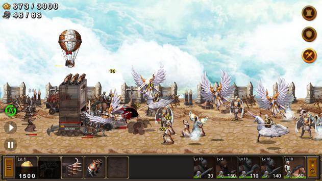 Battle Seven Kingdoms screenshot 2