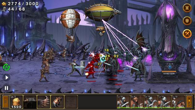 Battle Seven Kingdoms screenshot 3
