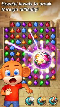 Jewels Temple Fantasy screenshot 1