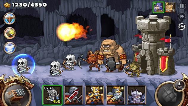 Kingdom Wars screenshot 1