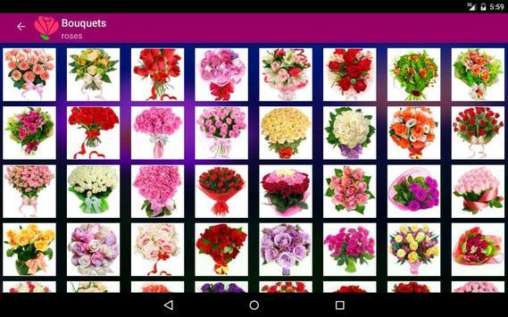 Bouquets screenshot 11