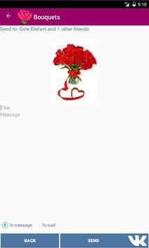 Bouquets screenshot 5
