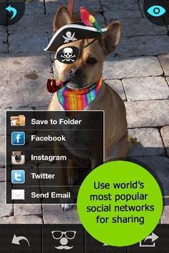 Pet Photo Editor - Funny & Live Color Effect Maker screenshot 4