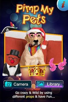 Pet Photo Editor - Funny & Live Color Effect Maker poster