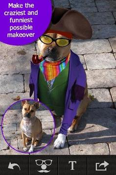 Pet Photo Editor - Funny & Live Color Effect Maker screenshot 1