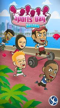 Sports Day Heroes poster