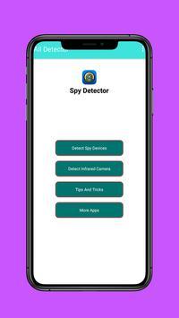 All Hidden - Spy Device Detector Free screenshot 6