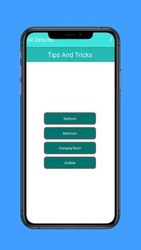 All Hidden - Spy Device Detector Free screenshot 8