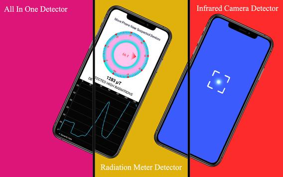 All Hidden - Spy Device Detector Free poster
