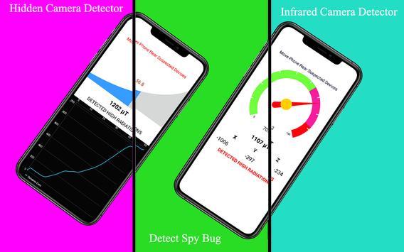 All Hidden - Spy Device Detector Free screenshot 1