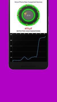 Bug detector - Spy device detector screenshot 6