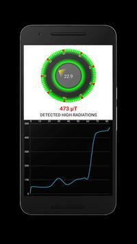 Bug detector - Spy device detector screenshot 8