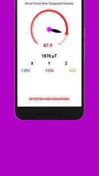 Bug detector - Spy device detector screenshot 11