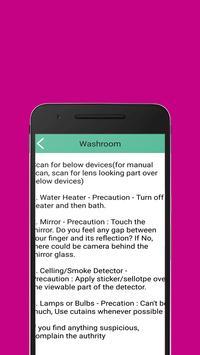 Bug detector - Spy device detector screenshot 19