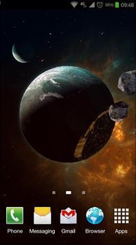 Space Symphony 3D Pro LWP screenshot 4
