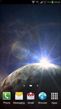 Space Symphony 3D Pro LWP screenshot 6