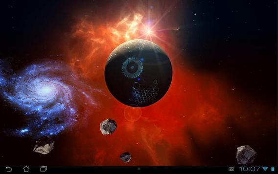 Space Symphony 3D Pro LWP screenshot 10