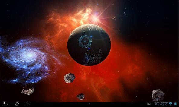 Space Symphony 3D Pro LWP screenshot 14