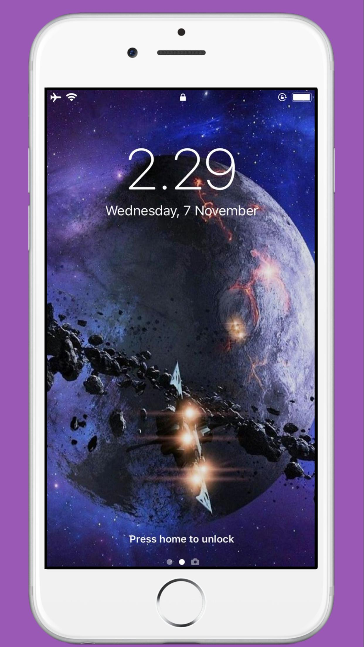 Space Phone Wallpaper For Android Apk Download