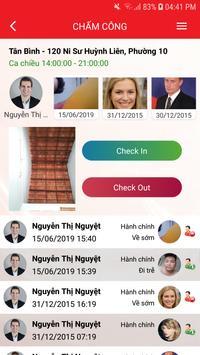 Điểm Nhấn Group - Chấm Công screenshot 3