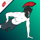 Spartan Home Workouts - No Equipment icon
