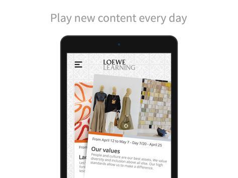 LOEWE Learning screenshot 4