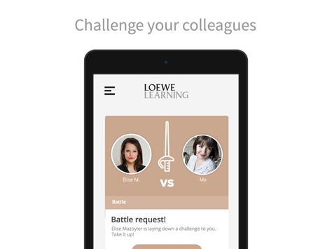 LOEWE Learning screenshot 6