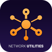 Network Utilities : Diagnose Your Network-icoon