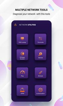 Network Utilities : Diagnose Your Network-poster